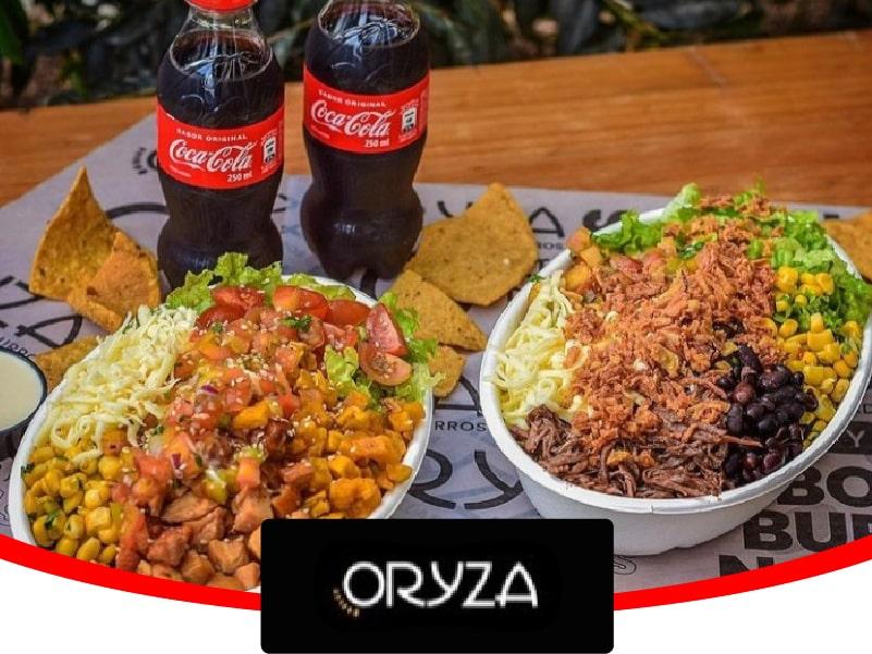 ORYZA FOOD CO
