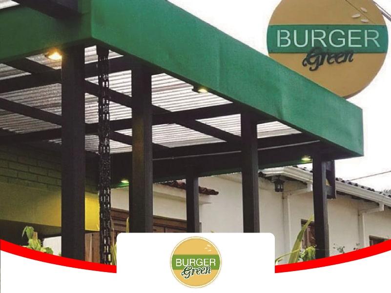 BURGUER GREEN 🍔