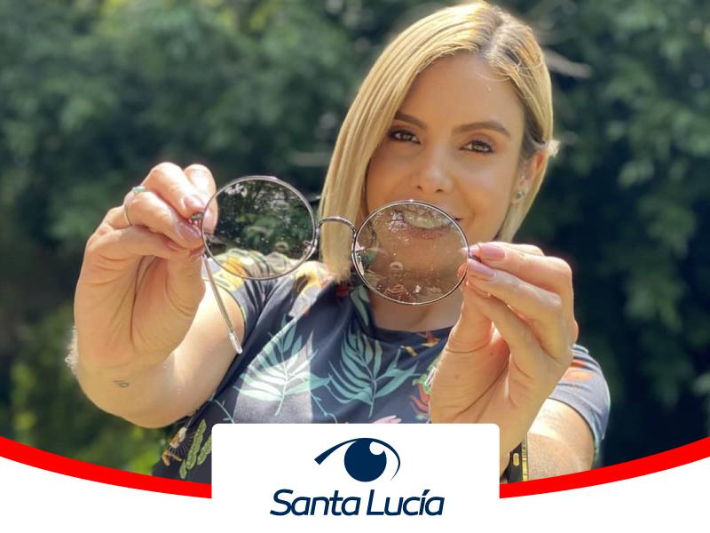 ÓPTICA SANTA LUCÍA S.A